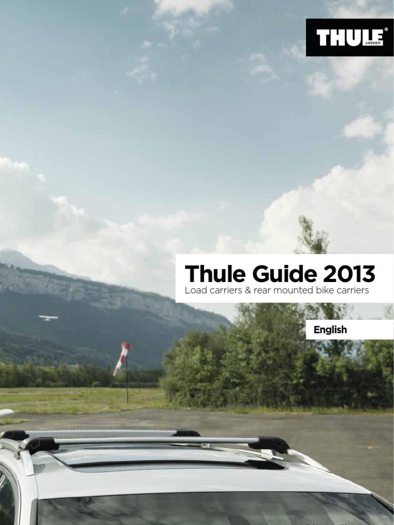 Thule 1301 Fitting Kit for roof rack 03-09 OPEL Meriva 03-09 VAUXHALL Meriva