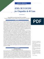 Anemia de Fancone