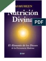 Jasmuheen Nutricion Divina El Alimento de Los Dioses