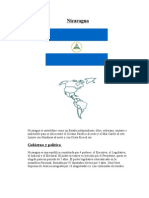 Nicaragua trabajo
