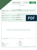 1442 Relacion DEX y Documentos de Exportacion 9 0
