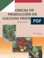 Livro técnicas de produção em cultivos protegido II