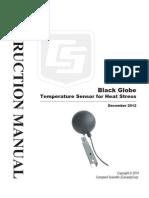 Blackglobe Manual