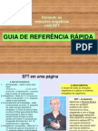 EFT- Referência Rápida