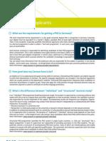 Faqs for Phd Applicants