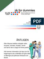Klinik for Dummies