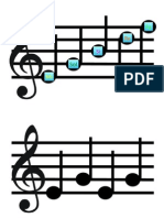 Music reading exercise