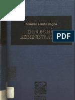 Serra Rojas, Derecho Administrativo Vol. II