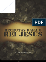 eBook Recrutas Rei Jesus Spurgeon
