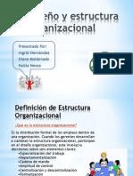 diseoyestructuraorganizacional-120519112810-phpapp02
