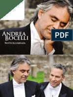 Andrea Bocelli Notte Iluminata (Digital Booklet)