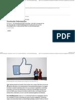 Facebooks Geheimnisse - Der Facebook-Börsengang - FAZ