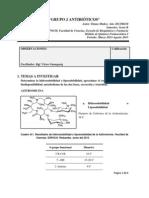 trabajo 3 Análisis de Azitromicina
