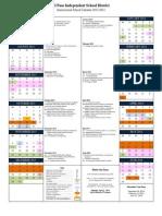 instructional calender episd 2013 2014