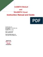 Training Manual WinSmith