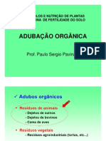 LSO_905 Aula11 Adubacao Organica