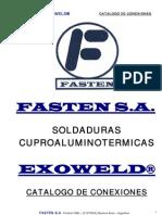 Catálogo de General de Soldaduras EXOWELD
