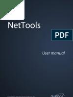 NetTools Manual En