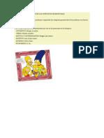 PRESENTACIÓN PARA EXPLICAR LAS CATEGORÍAS GRAMATICALES 3°