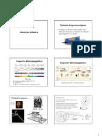 analise instrumental absorçao atomica