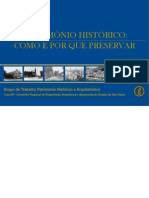 Patrimônio histórico - CREA-SP