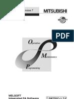 GX Simulator - Operating Manual - Sh080468engk