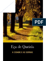 A Cidade E as Serras - Jose Maria Eca de Queiroz