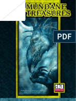 101 Mundane Treasures