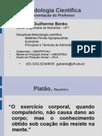 Revisão Metodologia científica