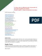 Ejercicio 3 Archivo de Diferencia (Drive)