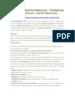 VADEMECUM ACEITES ESENCIALES