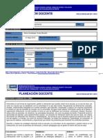 planeaciondecurso-iiobservacionyanalisisdelapracticaescolar-130110181704-phpapp02