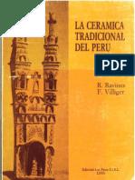 Ceramica Tradicional Del Peru Geografia Humana 1989