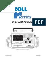 Zoll M-Series - User Manual