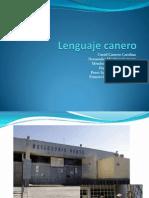 Lenguaje Canero