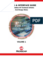 Analog & Interface Guide (Acompilation of Technical Articles and Design Notes)