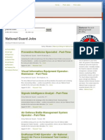 Jobs in the National Guard - USJobZone.com
