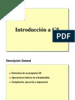 2.- Introduccion a C#