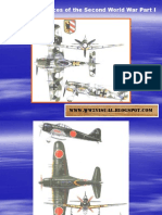 Aircraft of the Aces of the Second World War Part I