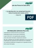 AULA 5 - ELABORAÇÃO DFC