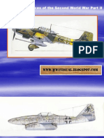 Aircraft of the Aces of the Second World War Part II