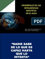 Dgo2011_Conferencia.-Desarrollo-de-las-inteligencias-multiples.-Francisco-Mendoza-y-Carlos-Rascón