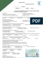 Evaluación 1 fila B  1°D