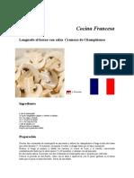 Receta Francesa IV