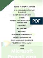 Proyecto de Investigacion (GEL BABAGIVER)