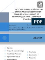 Presentación Metodología de Medición de GLP