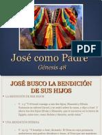 José como Padre (Genesis 48)
