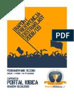 Raport Frekwencja w Ekstraklasie 2008-09