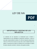 Power Point Ley Del IVA
