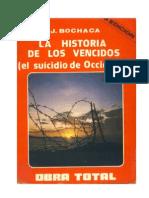 126802751 Joaquin Bochaca La Historia de Los Vencidos Obra Total